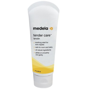 Medela Tender Care Lanolin Advanced Nipple Therapy - Best Nipple Cream