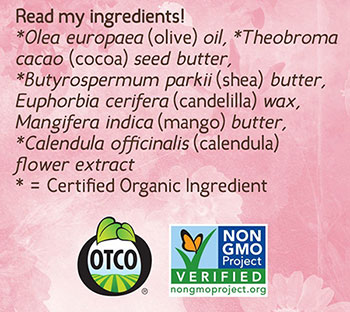 Earth Mama Angel Baby Natural Nipple Butter Ingredients