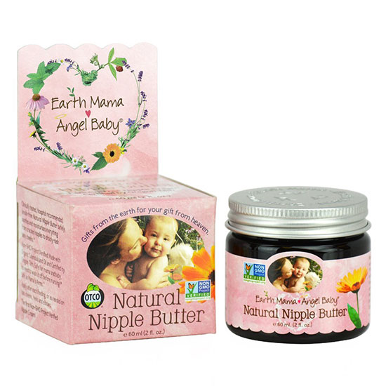 Earth Mama Angel Baby Natural Nipple Butter Review