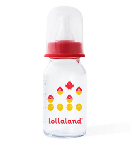 Lollaland Glass Baby Bottle