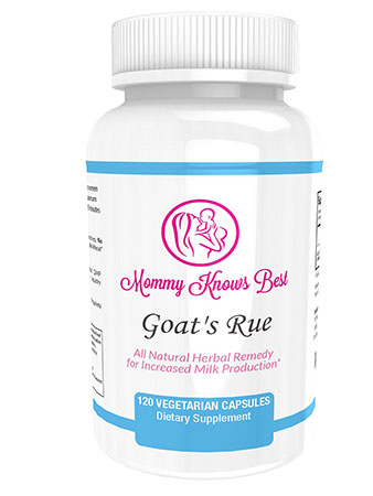 Mommy Knows Best Goat's Rue