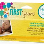 The First Years Lanolin Free Nipple Butter Review - Healing By Milk Protein