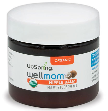 UpSpring Wellmom Nipple Balm Review