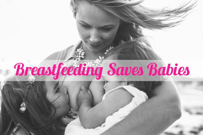 Breastfeeding Can Save 800,000 Babies – Lancet