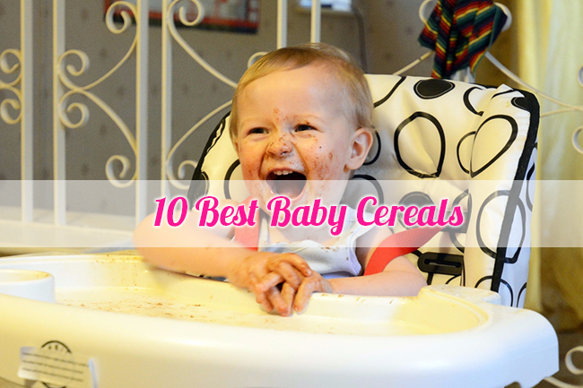 10 Best Baby Cereals To Start With - Baby Cereal Buying Guide