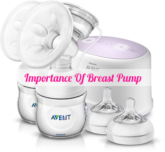 Importance Of Breast Pump For Breast Feeding