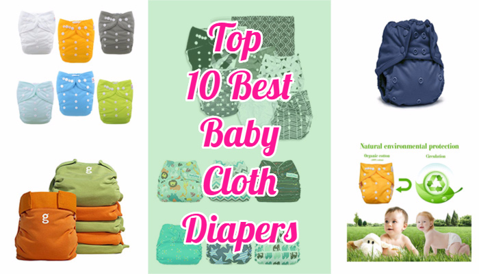 Top 10 best baby cloth diapers