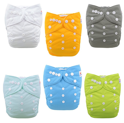 Alva Baby Cloth Diapers