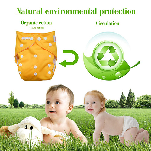 LBB Reusable Baby Cloth Pocket Diapers
