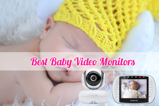5 Best Video Baby Monitors