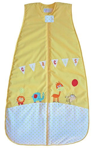 The Dream Bag Unisex-baby Circus Sleeping Bag