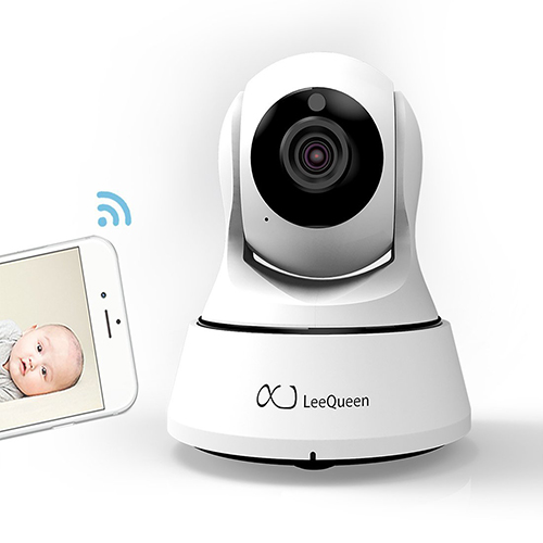 LeQueen Wireless Baby Monitor