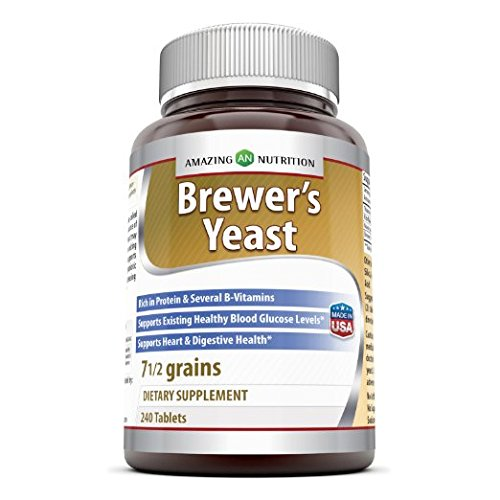 Amazing Nutrition Brewer's Yeast