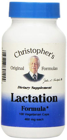 Dr Christopher's Lactation Formula