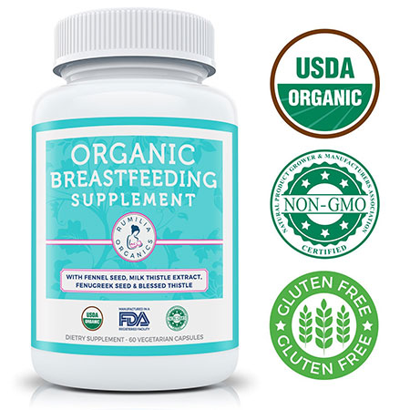 Organic Breastfeeding Supplement