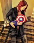 Costume Donning Breastfeeding Mom At Comic Con Wins Internet
